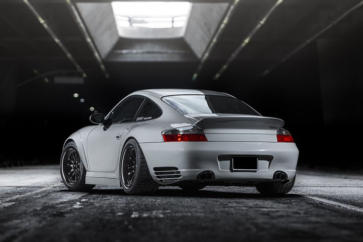 COMMITMENT AND PASSION :: PORSCHE RSR 996 | The Hundreds