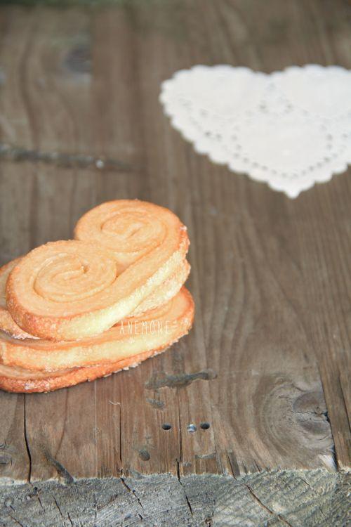 [ Anemone in Cucina ]: La ricetta dell'ultimo minuto: le palmeritas o pru...
