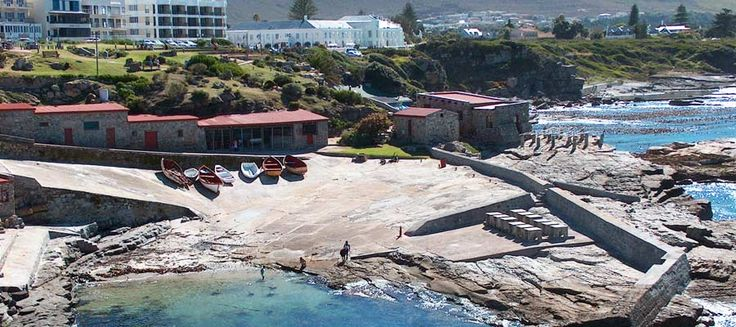 Hermanus - holiday destination