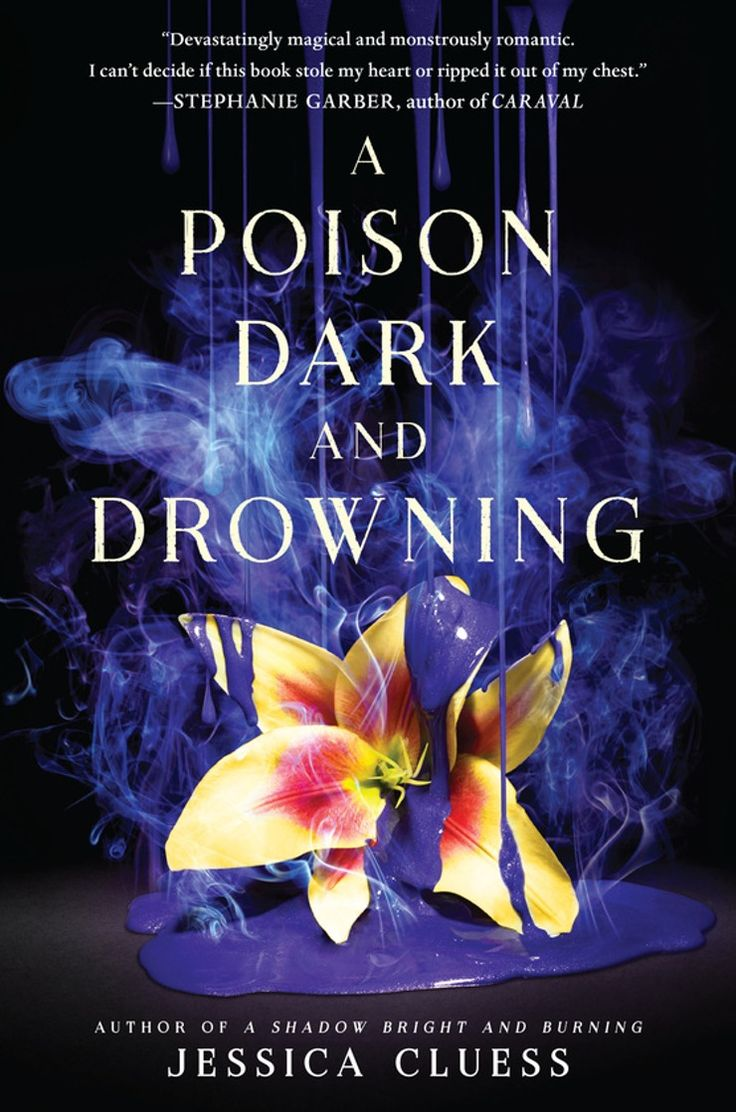 #coverreveal A Poison Dark And Drowning (kingdom On Fire, #2) By '