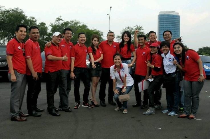 Acara Deklarasi Sayap Ormas Perindo Jakarta