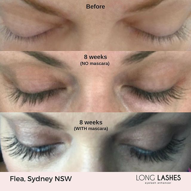 """ee86f5071bc Long Lashes & Bold Brows on Instagram: """"Daily application of Long Lashes  will have your lashes looking longer, thicker and fuller in 4 to 12 weeks."""