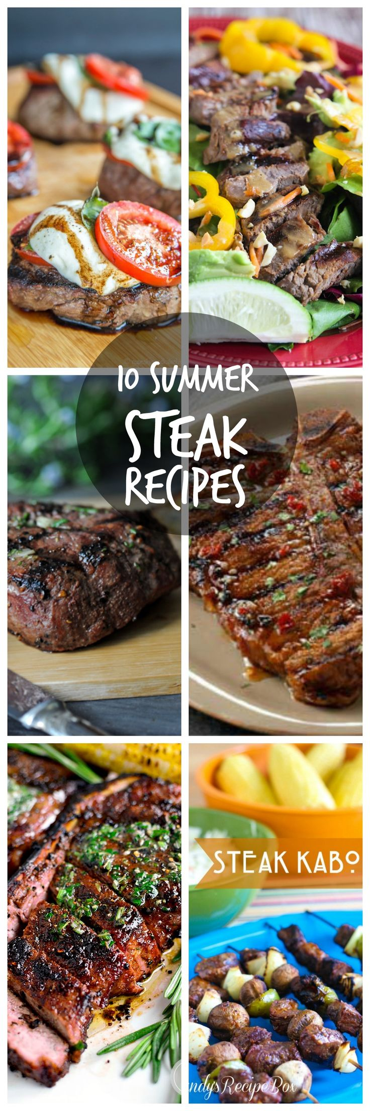 These 10 Summer Steak Recipes will have you wanting to grill all summer. I've teamed up with KC Steak Company to bring them to you along with a giveaway! Be sure to check out the details at the end. When I think of summer I think of grilling. My favorite thing to grill is a …