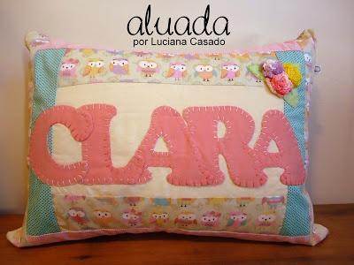 aluada: infantil: Cushions Designs, Decor Vários