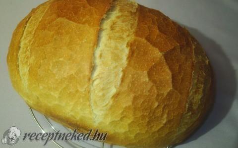 Krumplis kenyerem recept fotóval