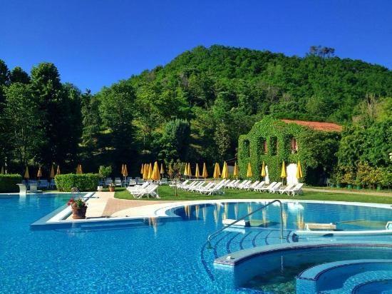 piscine preistoriche ad abano terme #thermae #thermalbath #terme #abano #montegrotto #abanomontegrotto