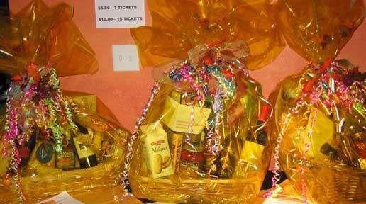 Top Ten Bridal Shower Prize Basket Ideas