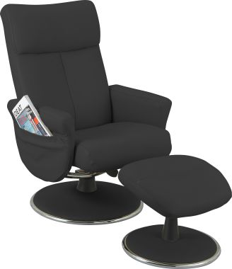 17 best images about fauteuil de relaxation manuelle on pinterest simple f - Fauteuil relax design cuir ...