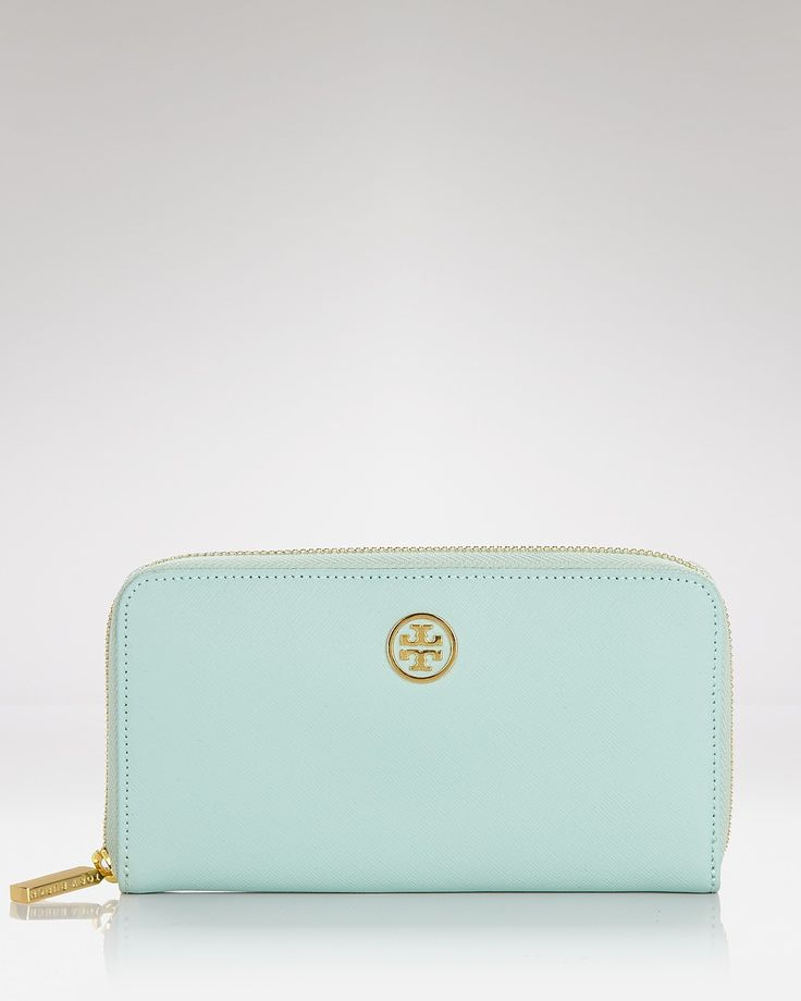 Tory wallet. Love this color.