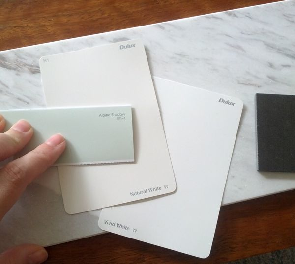 dulux vivid white (my fave I think - Anna Spiro fave too + porters paint absolute white and wattyl magic white)