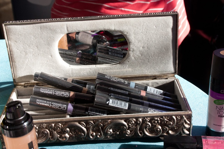 Complete Disbelief, GOSH SA Cosmetics, launch, Edgars, Red Square, makeup