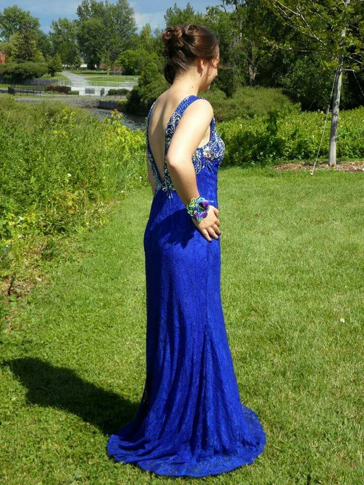 My dress for prom ♡ #prom #prom2015 #blueroyal #dress #Cjaycollection @cjaycollection  #hautecouture #love