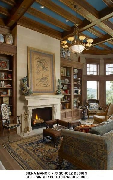 : Living Rooms Foyers, Living Spaces, Cynamatt, Ceiling Design, Livingroom, Room Ideas, Paint Colors, High Ceilings, Living Family Rooms