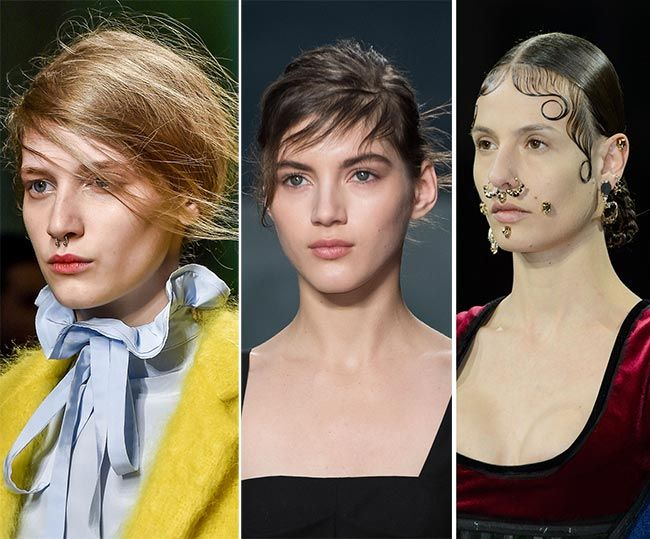 Fall/ Winter 2015-2016 Hairstyle Trends: Baby Hairs