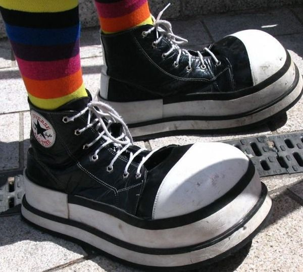 TheHistorialist: (WHY DOES NOBODY TALK ABOUT) CLOWN SHOES? | TBAMFW # 20