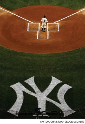 Retrospect: Consummate Yankee Yogi Berra [#8]