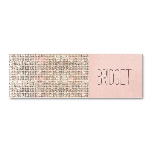 1798 best fashion business card templates images on pinterest cute faux sequins beauty fashion makeup artist business card make your own business card with reheart Choice Image