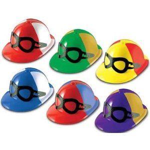 Horse Racing Party Favor - Jockey Helmet