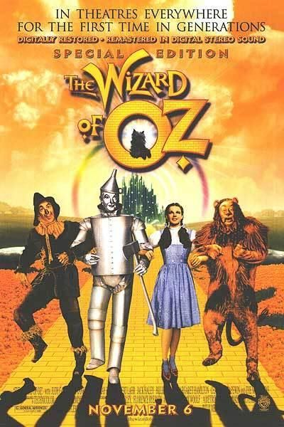 My childhood movie, can never get sick of.