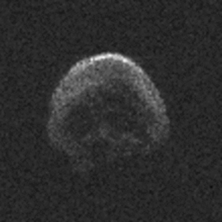 La NASA annonce le passage d'une comète «tête de mort» à proximité de la Terre - Libération