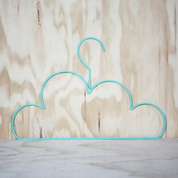 cloud coathangers...