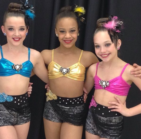 These are jazz outfits. why i dance