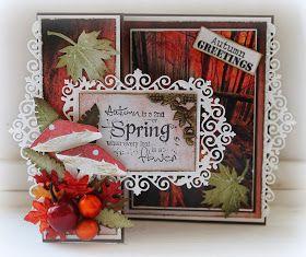 "Ineke""s Creations: Autumn Greetings"