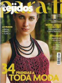 Para Ti Tejidos Verano 2007 - Alejandra Tejedora - Picasa Web Albums