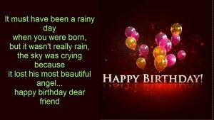 Cute Birthday Wishes For Kids