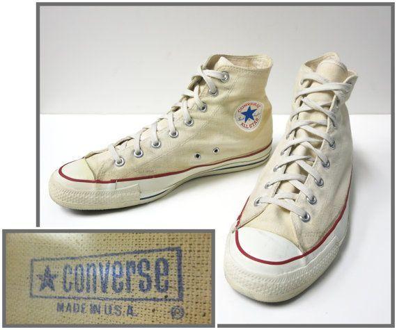 converse usa 1960