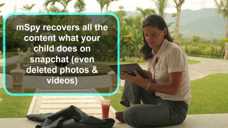 https://www.youtube.com/watch?v=S5Axw6GoBmM   how to spy on snapchat - http://mspy.go2cloud.org/SH8tX - Snapchat is one of fastest growing app user in the world and large percentage are teens. Numbers of online predators and cyber bullies are also growing in this app. Your child may subject of online threats from them. How can parents monitor snapchat? You can use mSpy the world's number one spy software.