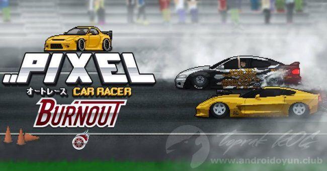Pixel Car Racer V1 1 8 Goruntuler Ile Oyun