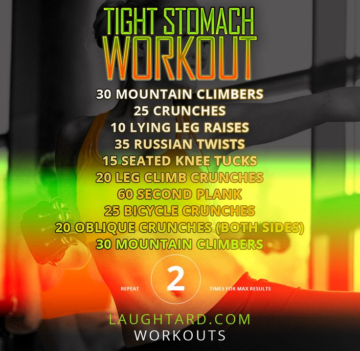 Tight Stomach Workout