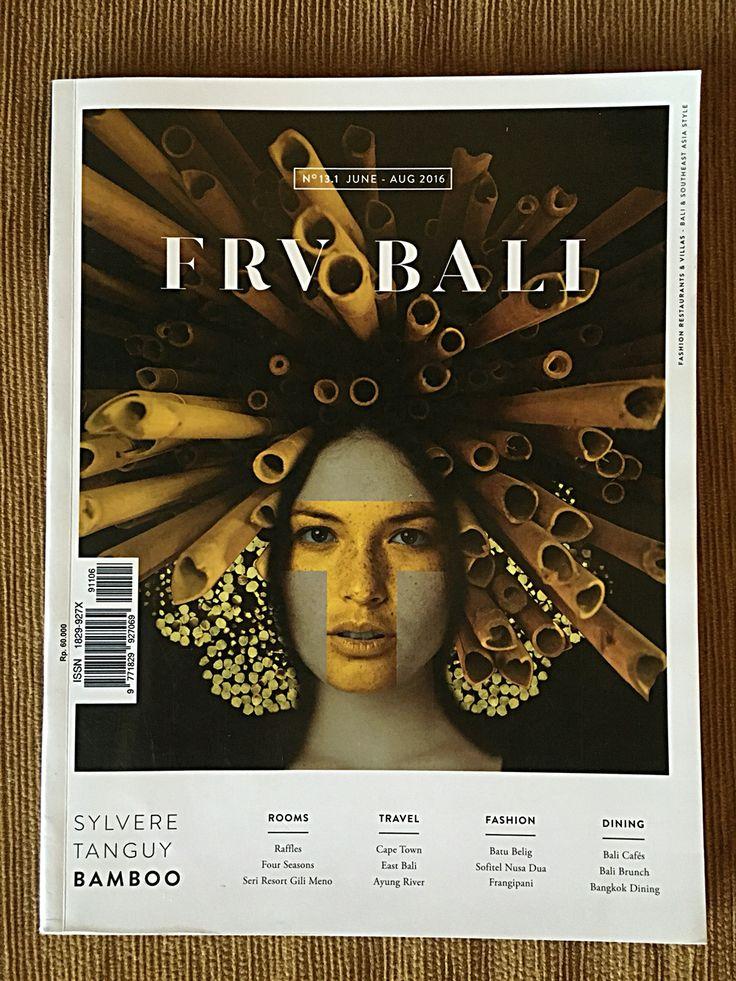 FRV Bali Magazine, vol. 13.1 June-August 2016