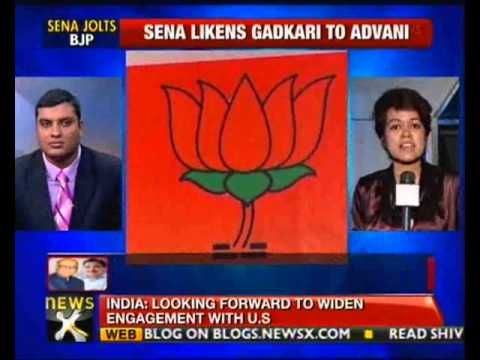 Shiv Sena's Bal Thackeray said that like L K Advani lost ground due to his remarks about Jinnah, Nitin Gadkari too, has been jolted because of his comments about Swami Vivekananda where he compared Swami Vivekananda's IQ to that of Dawood Ibrahim. He mentioned that even Gadkari should be doubtful over whether RSS would stand by him over this issue.  He said that people like Swami Vivekananda are respected all over theworld and that should be kept in mind when speaking about them.