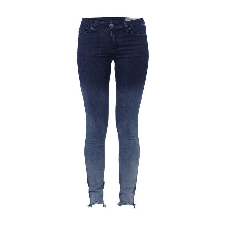 #Diesel #Damen #Super #Slim-Skinny #Fit #Dip #Dyed #Jeans - Damen-5-Pocket-Jeans…
