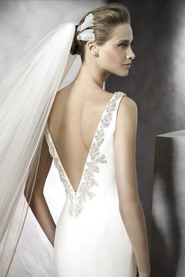 Suknia ślubna Pronovias TATIANA-003 2016