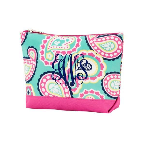 Personalized Paisley Cosmetic Bag Paisley Makeup Bag / Paisley Pouch Accessory Case- perfect cute cosmetic bag including monogrammed name or monogram / Personalized Cosmetic Bags / Monogrammed Cosmetic Bags / Personalized Cosmetic Bag / Monogrammed Cosmetic Bag / Cosmetic Bags / Cute Cosmetic Bags / Bridesmaid Bags / Bridesmaid Cosmetic Bags / Monogrammed Tote Bags / Monogrammed Tote Bag / Personalized Makeup Bag / Personalized Makeup Bags / Cosmetic Bags Bridesmaids / Cosmetic Bags Cute