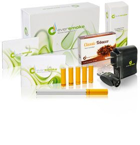EverSmoke Electronic Cigarettes! Say YES to a healthier lifestyle.