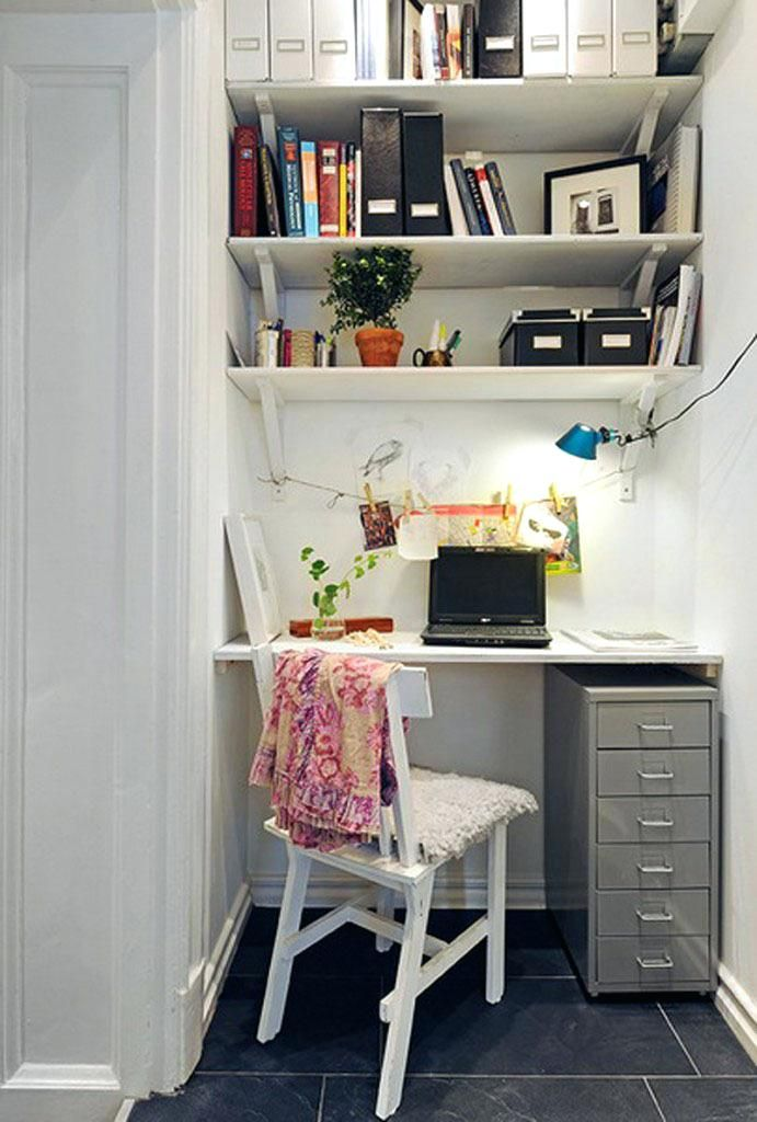 Elegant home office design small Office Space Small Home Office Space Collect This Idea Elegant Home Office Style Decorating Small Home Office Pinterest Small Home Office Space Collect This Idea Elegant Home Office Style
