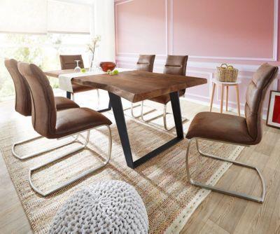 Die besten 25+ Esstisch akazie Ideen auf Pinterest Akazienholz - esszimmer landhausstil braun