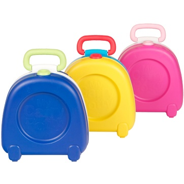 My Carry Potty-My Carry Potty.  For road trips!!: Potty Great Potty, Potty Mi Carrie, Carrie Potty Mi, Carrie Pottymi, Potty Time, Pottymi Carrie, Great Gifts, Complete Seals, Carrie Potty Great