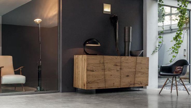 Legno massello per arredare con stile ed eleganza -DevinaNais #wood #solidwood #interiordesign