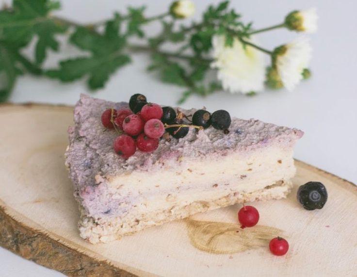Изображение рецепта Чизкейк из тофу и зелёной гречки