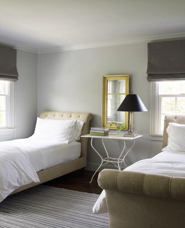 Davaus.net = Chambre A Coucher Vert Et Gris ~ Avec des idées ...