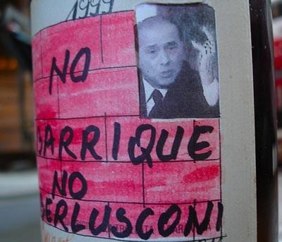 """Bartolo Mascarello: """"No Barrique, no Berlusconi""""!"""