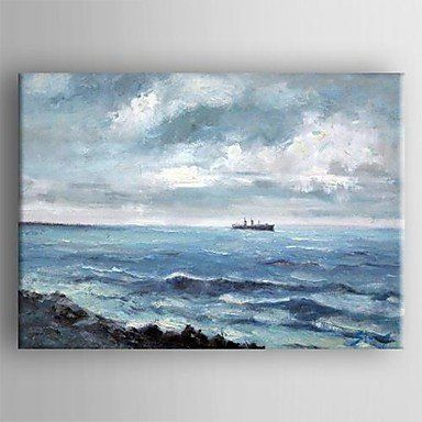 Quadri dipinti a mano mare