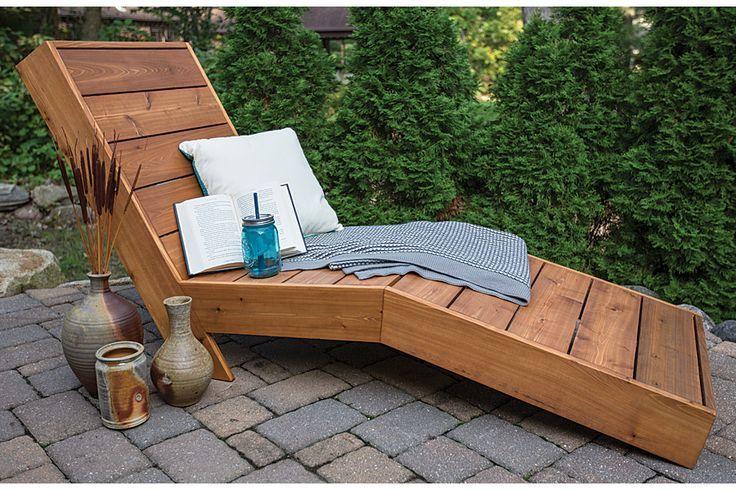 9 Incredible Tutorials For Diy Outdoor Furniture   – DIY Random