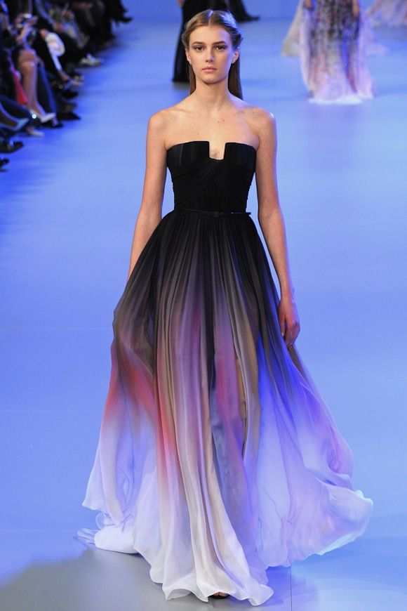 First one has to be Elie Saab! -Haute Couture Spring 2015