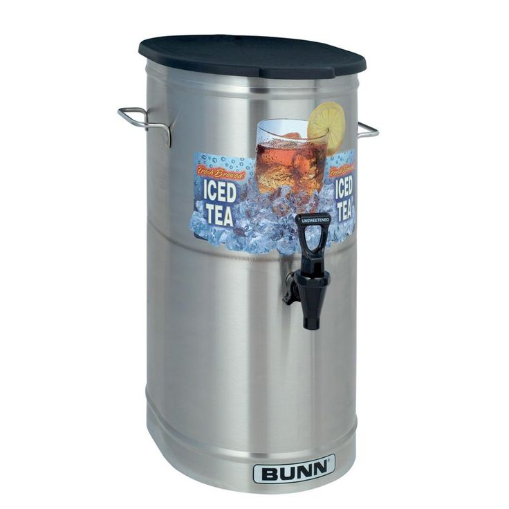 Bunn tdo4 commercial iced tea dispenser 341000000